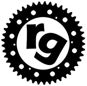 Randsgear sprocket logo in black