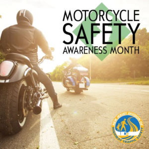 Motorcycle Safety Awareness Meme from New Jersey Division of Highway Traffic Safety